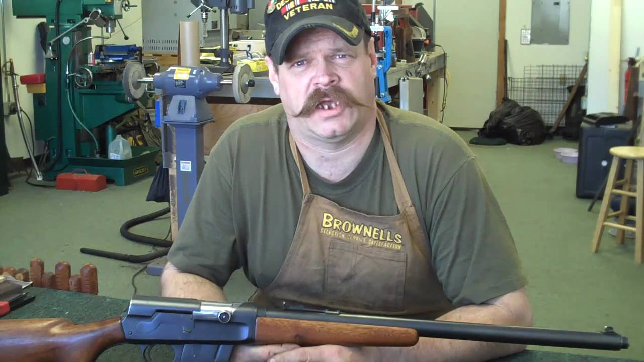 Gunsmithing Remington 81 Woodsmaster 300 Savage Gunworks Youtube Mosin Nagant Monte Carlo Rifle Stock Gunsmith Cleaning Parts Diagram