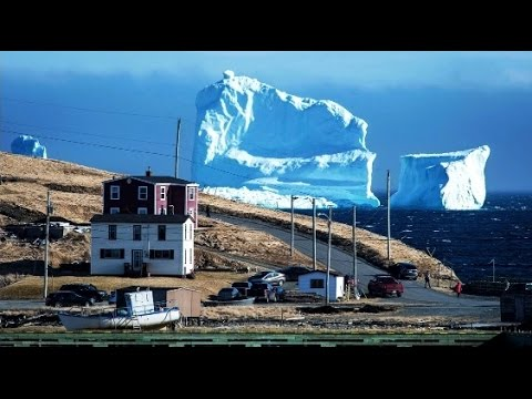 Atlantic Begins to Cool, Icebergs Abound & Global Warming Can