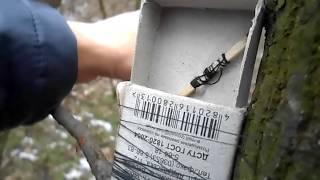 как сделать телефон из коробка спичек