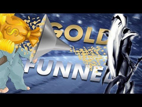 Nunu Gold Funnels OnHit Diana insane dps