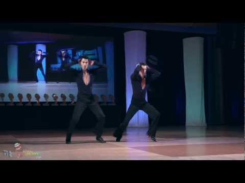 John Narvaez & Andrew Cervantes - Salsa men - finals 1st place - World Latin Dance Cup 2011