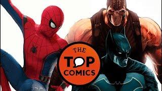 Los mejores comics y películas de 2017