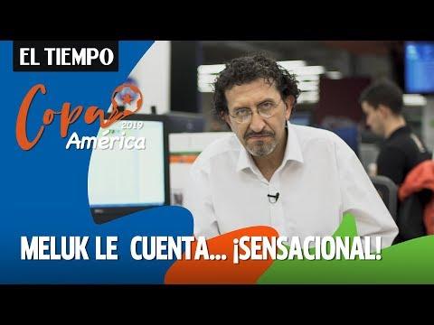 Meluk le Cuenta... ¡Sensacional! | EL TIEMPO