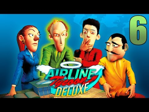 Airline Tycoon || Free Game #6  (Falcon Lines)