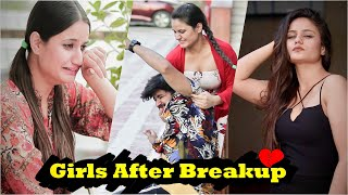 GIRLS AFTER BREAKUP || Namra Qadir || Virat Beniwal