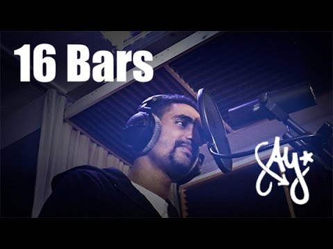 A.Y. - 16 Bars [Recording Session]