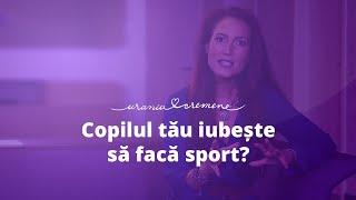 Copilul tau iubeste sa faca sport?