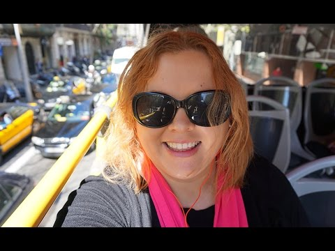 Barcelona Sightseeing - Europe Travel Vlog Day 6