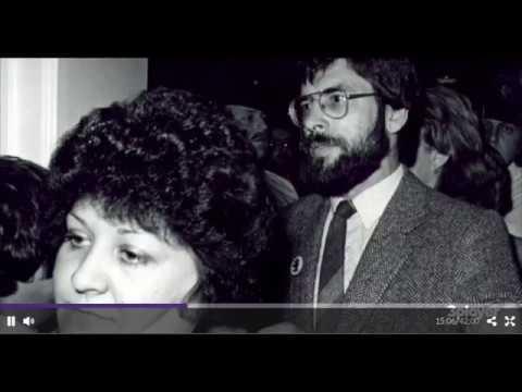 Gerry Adams: War, Peace and Politics Part 1