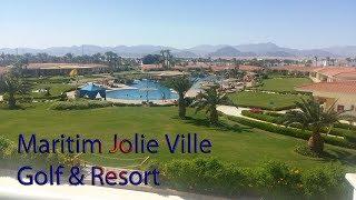 Обзор отеля Maritim Jolie Ville Golf Resort Шарм эль Шейх 2018