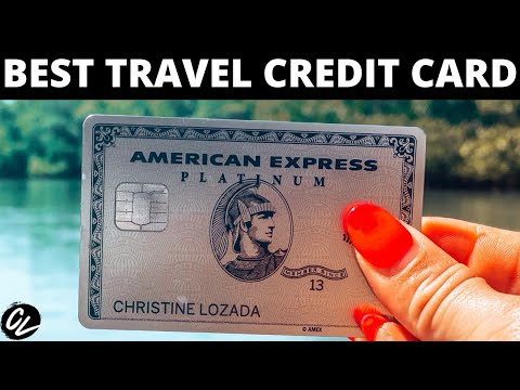 Travel Credit Card 2020 | How To MAXIMIZE The AMEX PLATINUM Card For Travel Benefits
