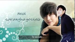 Download Video Kang Ha Neul - I choose to love you (cover) [with lyrics & Romanian translation] MP3 3GP MP4