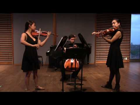 UChicago Chamber Music Showcase - Spring 2016