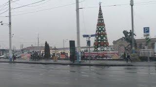 Yerevan, 13.12.19, Fr, Avtomekenayov depi Kayaran, Tonatsar Hraparakum.