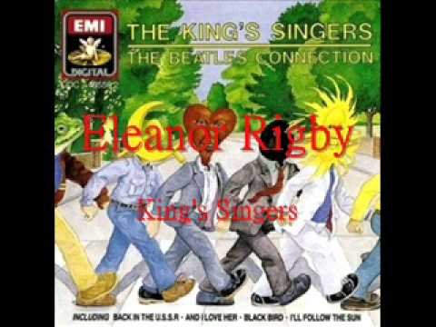 Eleanor Rigby (a cappella, King
