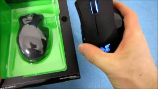 Razer Naga Molten SE MMO Gaming Mouse Unboxing & First Look Linus Tech Tips