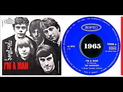 The Yardbirds - I'm A Man 'Vinyl' Mp3