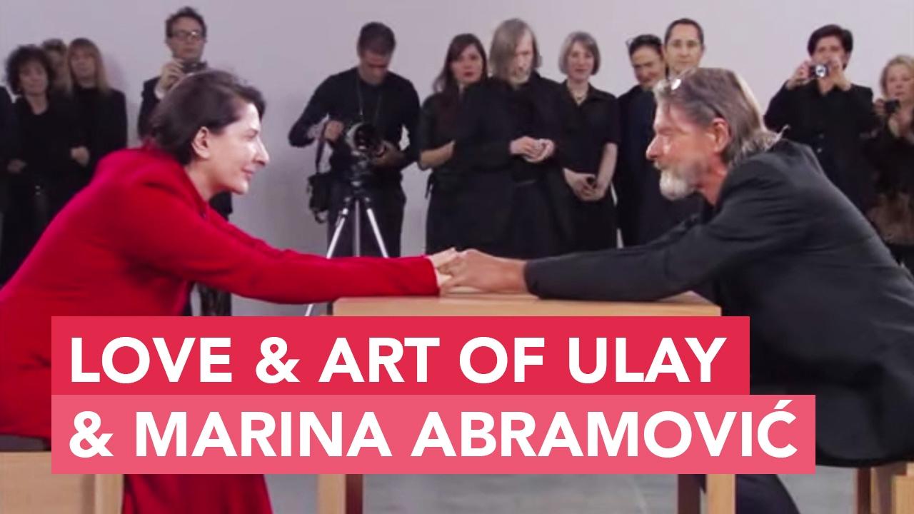marina abramovic and ulay relationship test