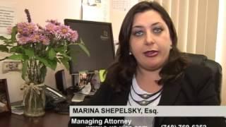 Marina Shepelsky Esq.   Managing Attorney