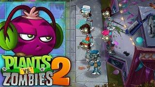 Plants vs. Zombies™ 2 - PopCap Neon Mixtape Tour Day 10