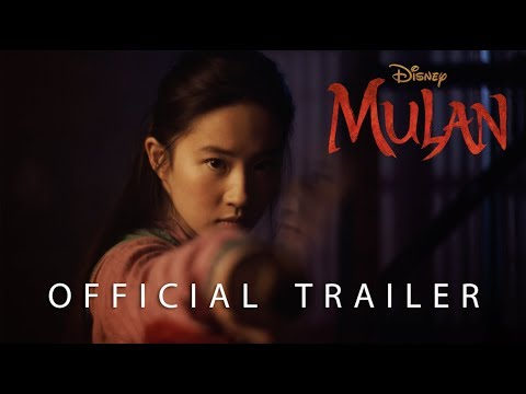 DJ MoonDawg - Check out the first live action trailer for Disney's Mulan