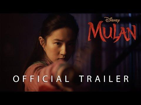 Mulan trailers