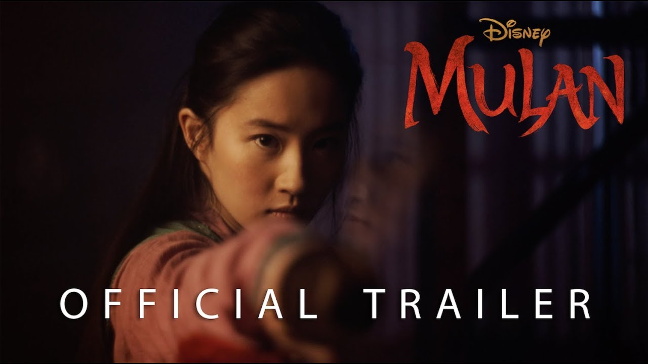 Disney S Mulan Official Trailer Youtube