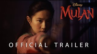 Disney's Mulan | Official Trailer Video