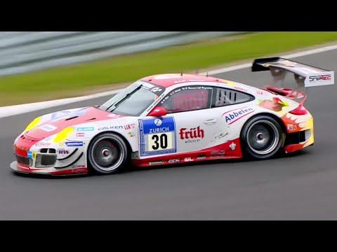 Sabine Schmitz's Porsche 911 GT3 R | Extra Gear | Top Gear