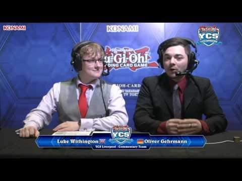 Yu-Gi-Oh! Championship Series Liverpool 2016