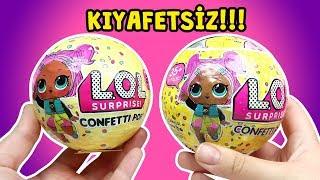 Fake LOL ve Gerçek LOL Karşı Karşıya!!! LOL Sürpriz Bebek Kıyafetsiz Çıktı!!!