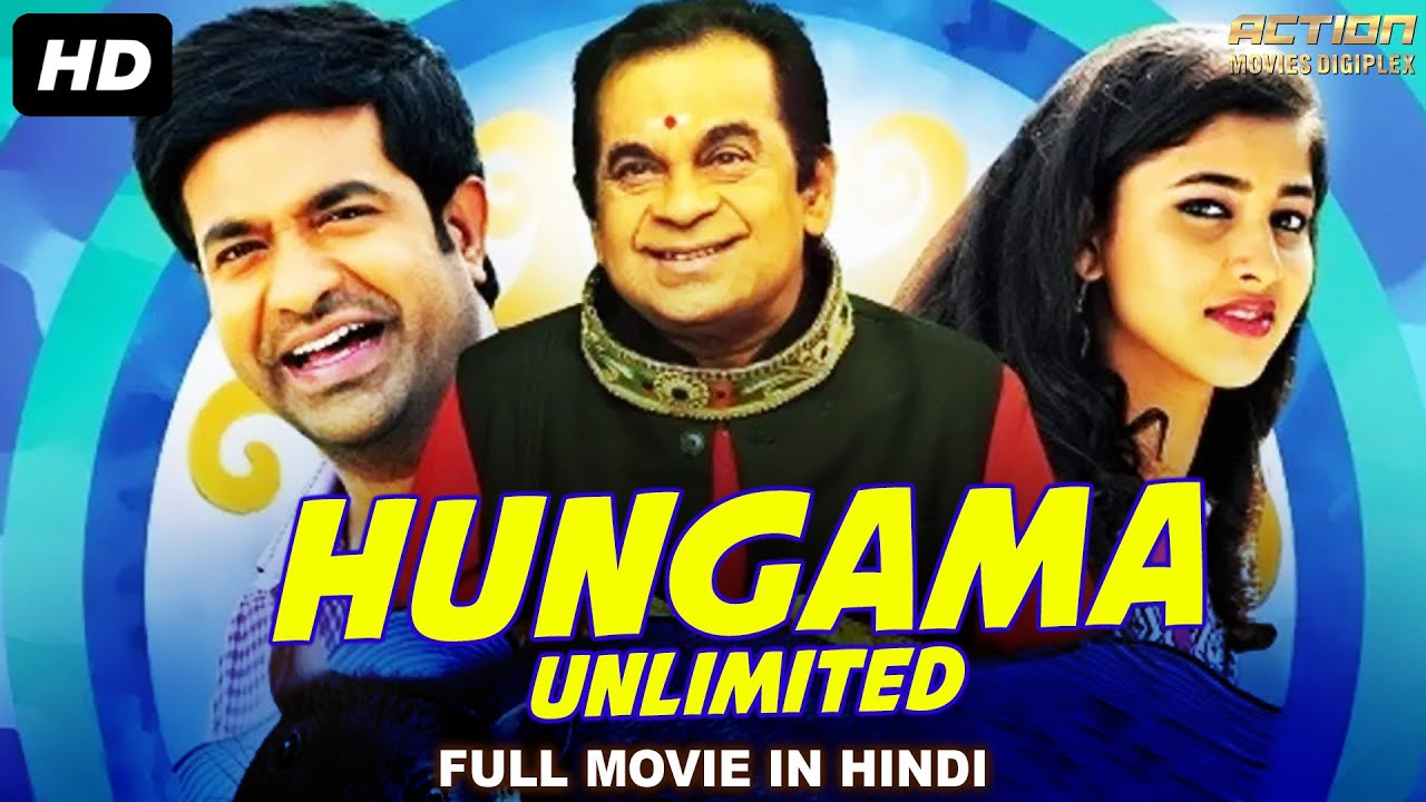 Download HUNGAMA UNLIMITED - South Indian Movies Dubbed In Hindi Full Movie | Hindi Movies | South Movie