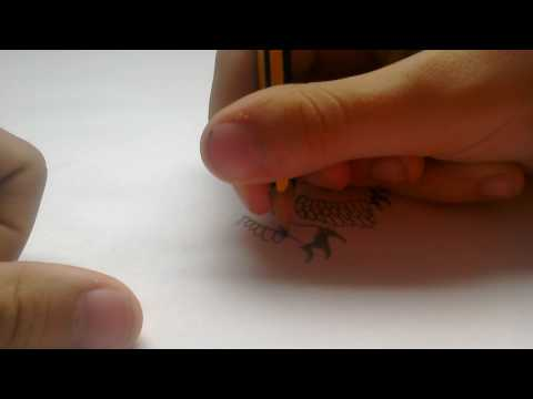 How to draw a saurian dakotaraptor
