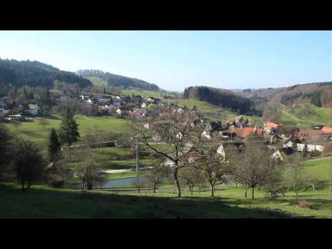 Landkreis Lörrach,Sitzenkirch OT von Kandern 2014 Teil 2