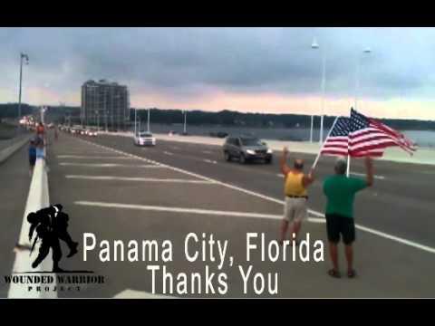 Panama City Beach Wounded Warrior