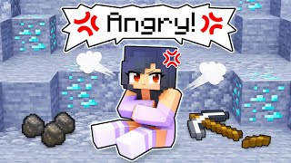 Aphmau Is ANGRY In Minecraft!
