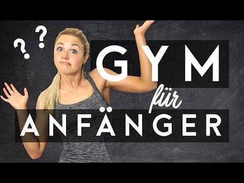 Fitnessstudio als ANFNGER ?!? TIPPS und TRICKS | Sophia Thiel