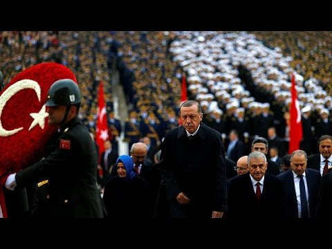 Turkey marks Republic Day - world