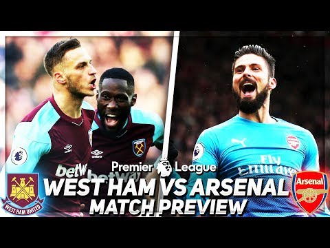West Ham vs Arsenal LIVE Match Preview | 💥AFTV Young Gunz💥