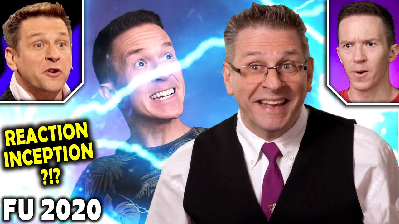 Magician REACTS to Shawn Farquhar REACTS to Magician REACTS to Shawn Farquhar on FOOL US 2020