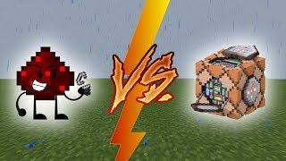 Komut Bloğu Vs Redstone İcatları Minecraft /Türkçe