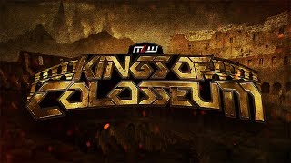 MLW Kings of Colosseum 2019