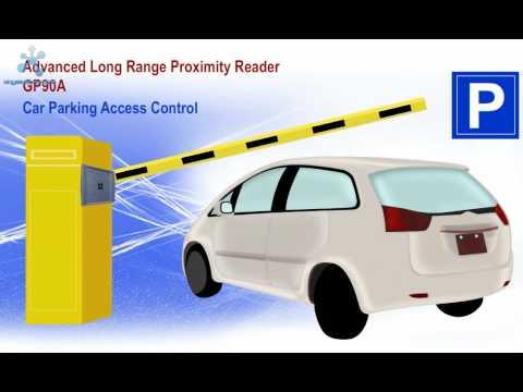 125KHz RFID Advanced Long Range Reader