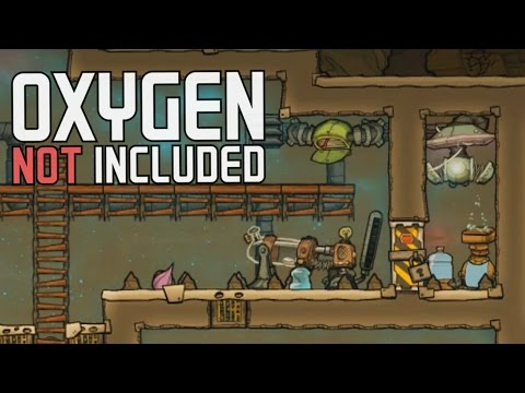 Oxygen Not Included - Ep. 7 - Hydrogen Fuel Cells! - Let's Play Oxygen Not Included Gameplay