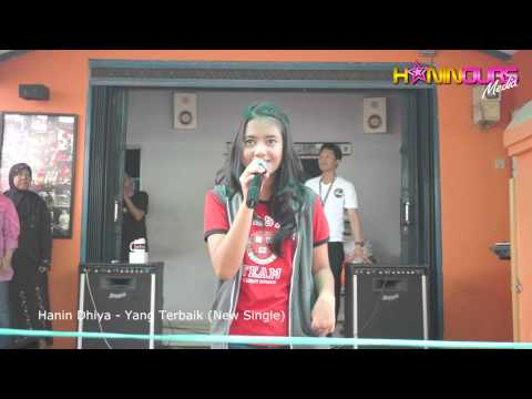 Hanin Dhiya - Yang Terbaik (live)