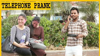 Epic Telephone Prank On Cute Girls | #Funky Joker