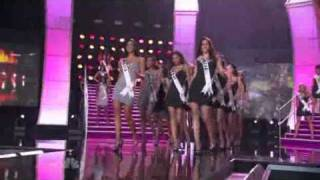 Miss Universe 2010 opening dance