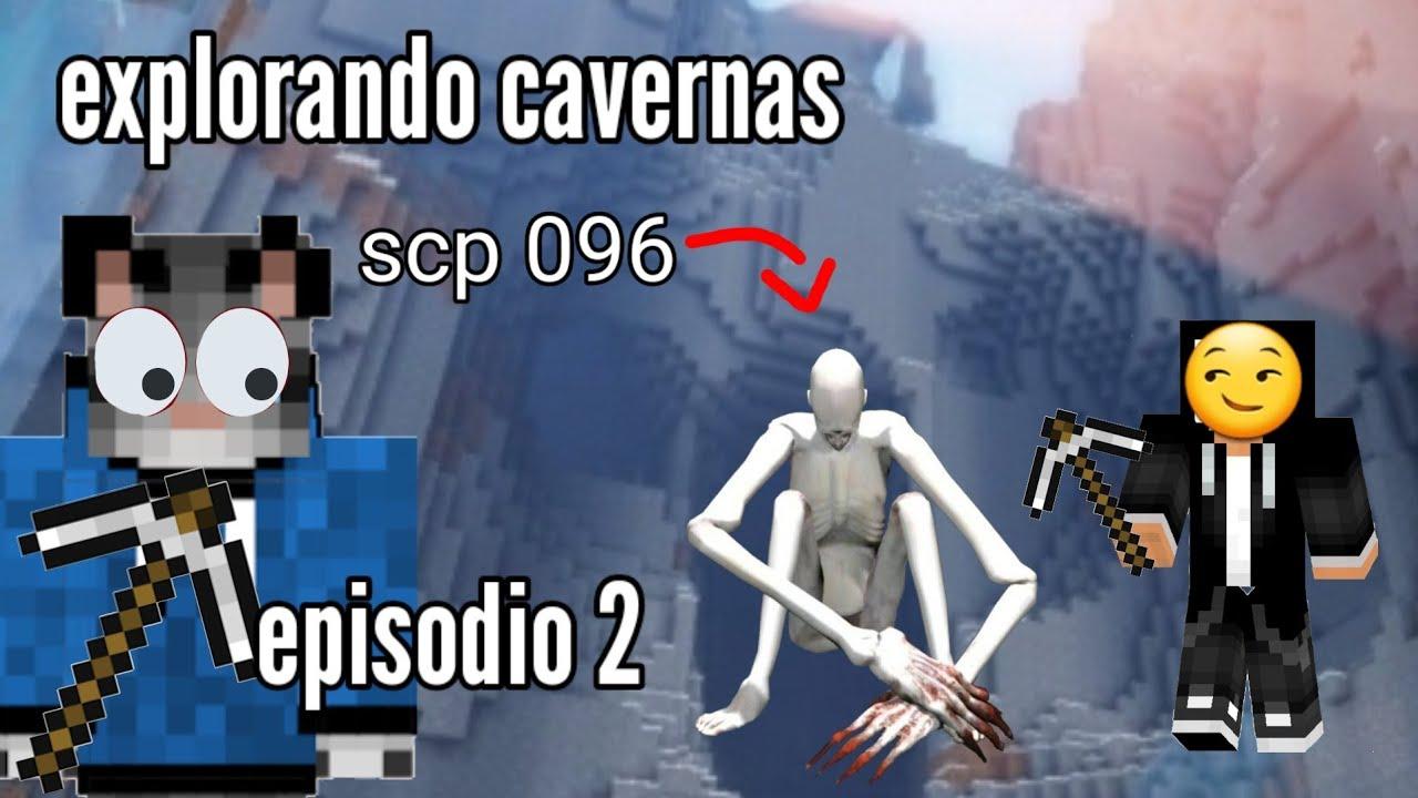 Download encontramos o scp 096 dentro de uma caverna EP2 minicreft