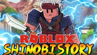 ITS HERE! The Most Anticipated Naruto Game on Roblox EVER! | Roblox: Shinobi Story
