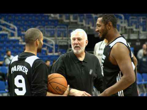 NBA Global Games 2014:  San Antonio Spurs in Berlin and Istanbul